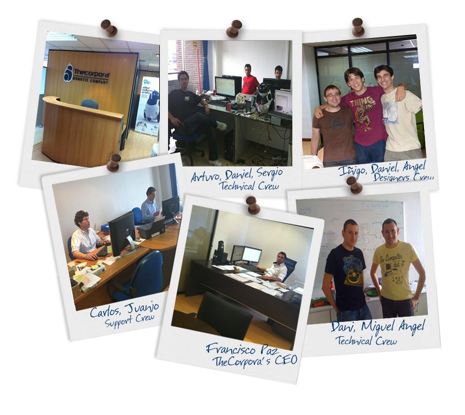 TheCorpora qbo team staff