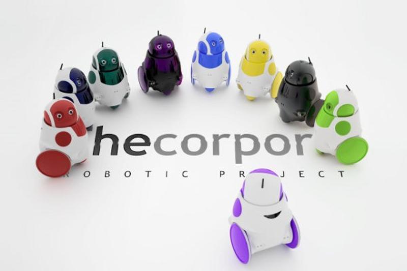 Qbo robot Telepresence