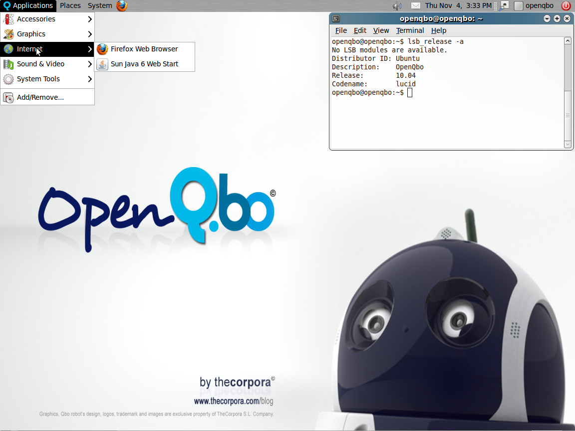 OpenQbo-Distro-Linux-ScreenShot